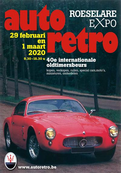 Auto Retro Roeselare 2020